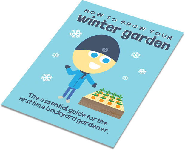 Cool Season Garden Seed Kit