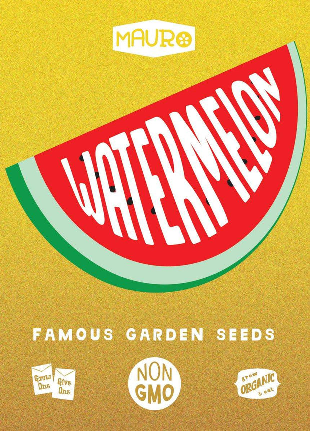 Watermelon Seeds
