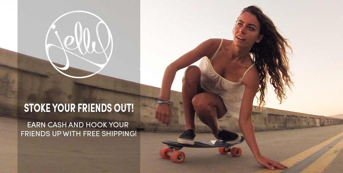 EARN CASH AND HOOK UP YOUR FRIEND WITH FREE SHIPPING!
