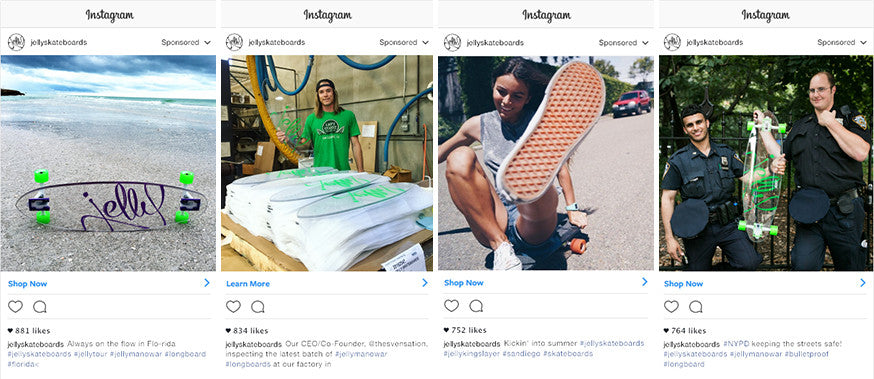Jelly Skateboards Finds Success On Instagram