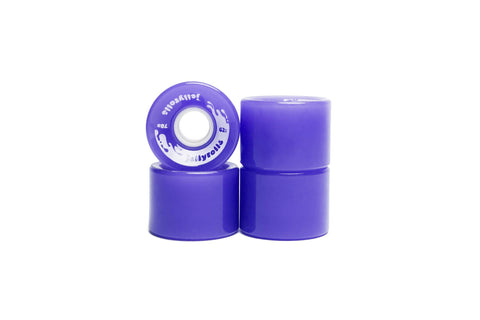 Jellyrolls_62mm_82a_Skate_Wheels_Grape
