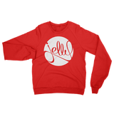 Jelly Raglan Sweater - Jelly Skateboards  - Sweaters - 4