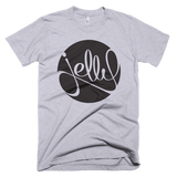 Short Sleeve Solid Logo Jelly T-Shirt - Jelly Skateboards  -  - 2