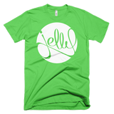 Jelly Short Sleeve Solid Logo T-Shirt - Jelly Skateboards  - Shirts - 3