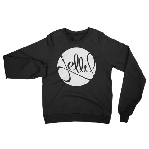 Jelly Raglan Sweater - Jelly Skateboards  - Sweaters - 1