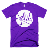 Jelly Short Sleeve Solid Logo T-Shirt - Jelly Skateboards  - Shirts - 2