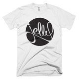 Short Sleeve Solid Logo Jelly T-Shirt - Jelly Skateboards  -  - 1
