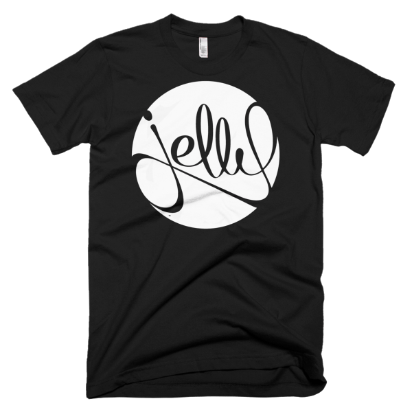 Jelly Short Sleeve Solid Logo T-Shirt - Jelly Skateboards  - Shirts - 1