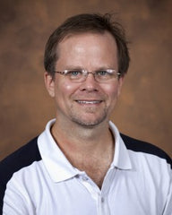 Kevin M. Folta, Interim Chairman and Associate Professor, Horticultural Sciences Department, University of Florida, Gainesville, FL. Image courtesy of the University of Florida.