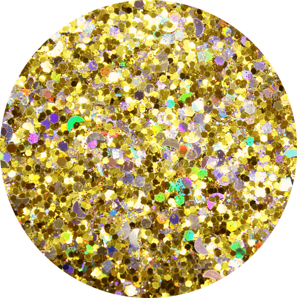 Bulk Gold/Yellow Glitter