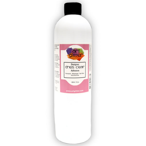 16 OZ DESIGNER DRIES CLEAR ADHESIVE