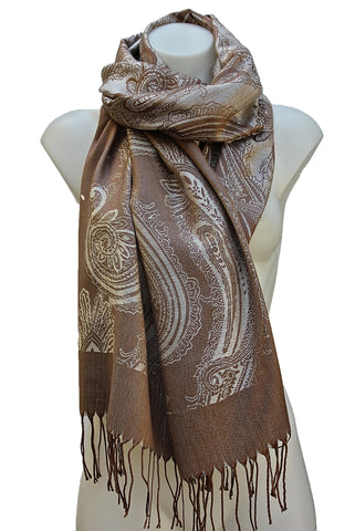 Luxury Pashmina Scarf/Shawl/Wrap