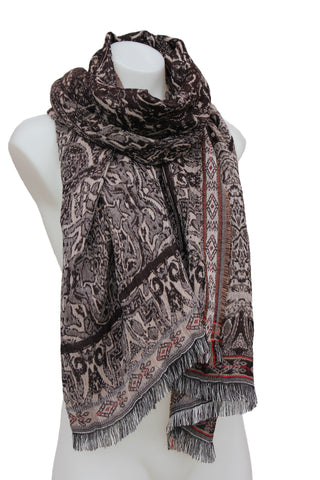 Luxury Earth Tones Pashmina