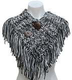 Terra Nomad Knit Shoulder Poncho