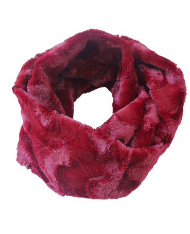 Soft & Plush Infinity Scarf/Neck Warmer
