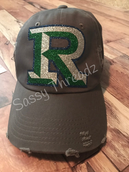 Reedy High School Glitter Hat