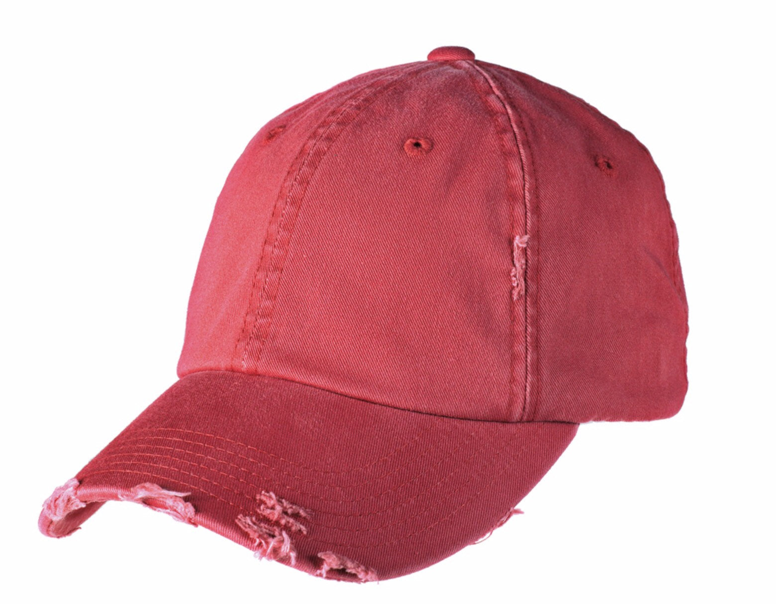 Monogram Sewn Applique Hat