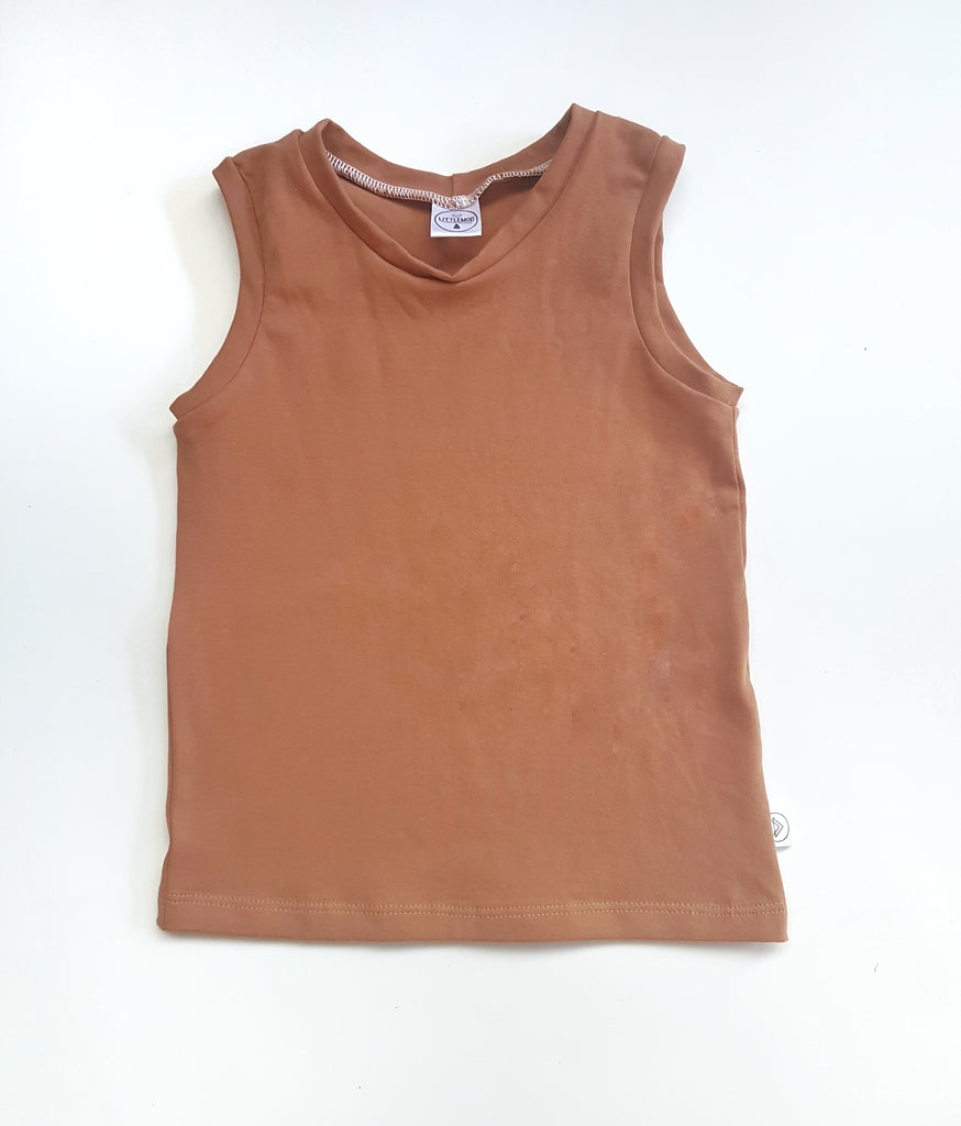 Tank Top | Solid Colours