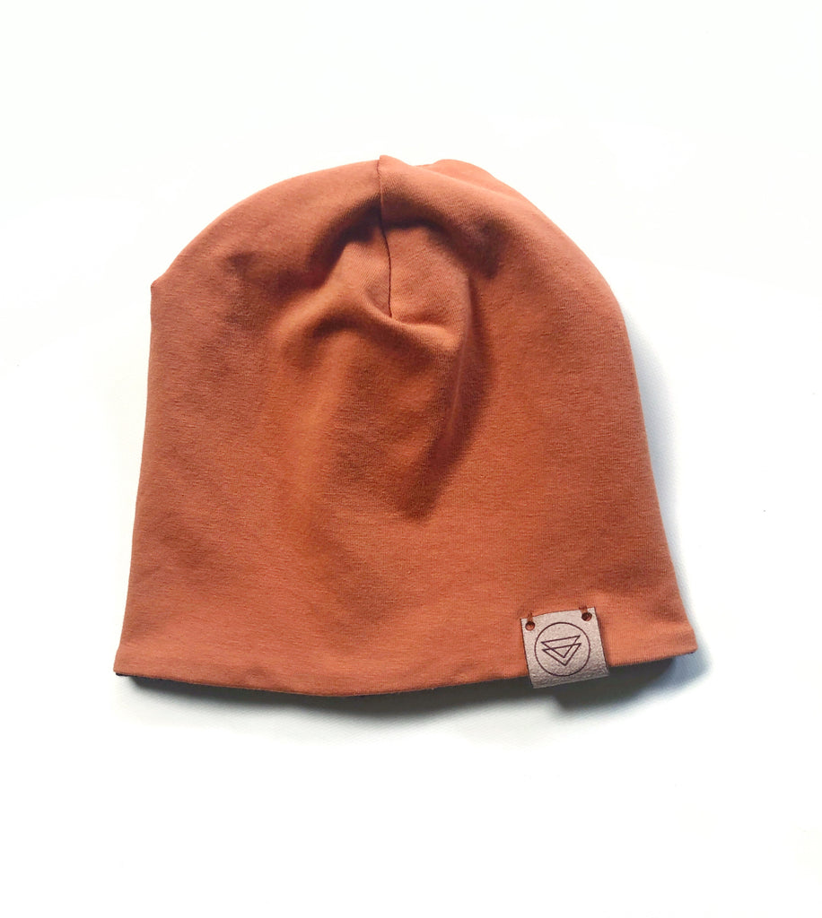 Slouchy Beanie | Solid Colours