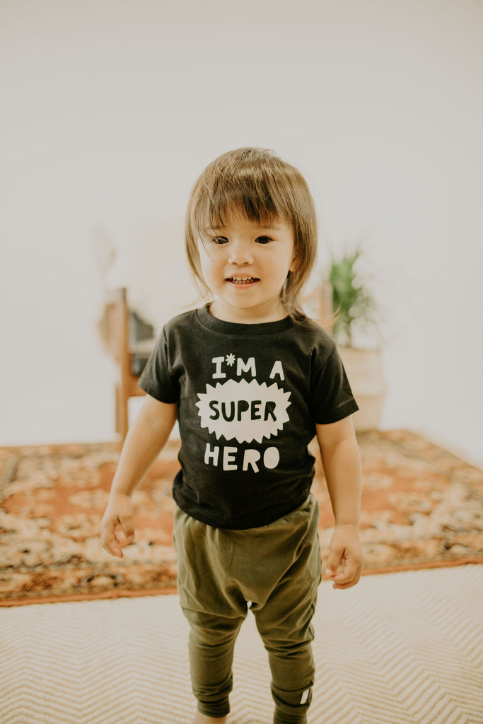 Graphic Tee | I am a Super Hero