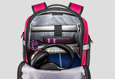 Mudroom Backpack Padded Computer Sleeve