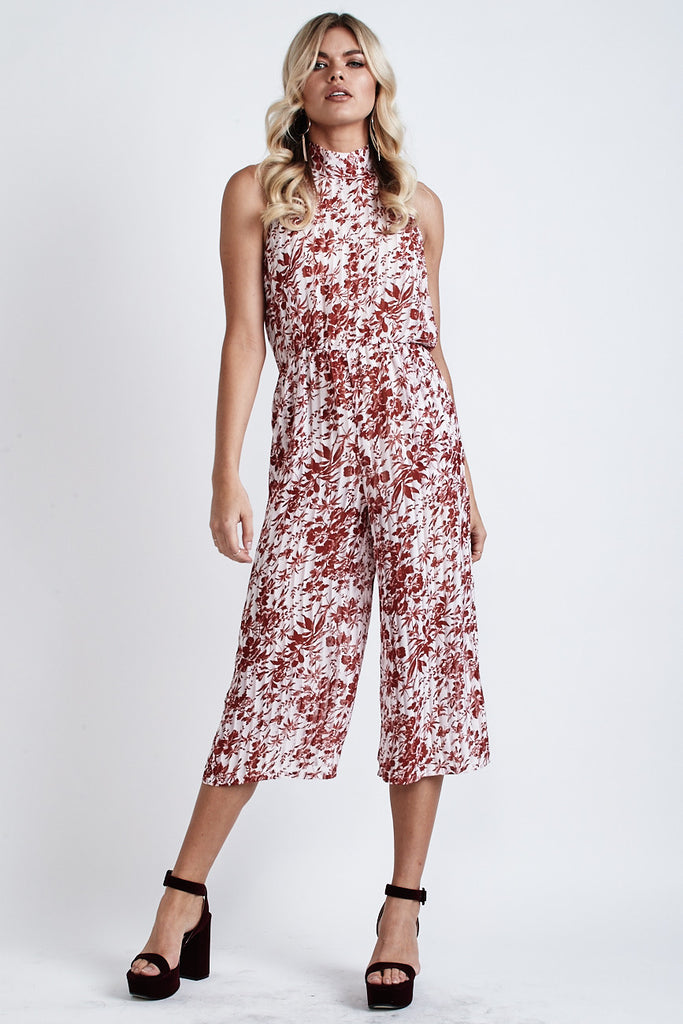 Burnt Summer Jumpsuit - Morrisday | The Label - 5