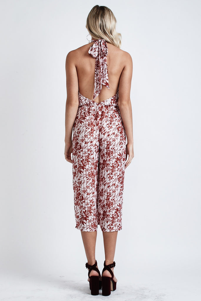 Burnt Summer Jumpsuit - Morrisday | The Label - 8