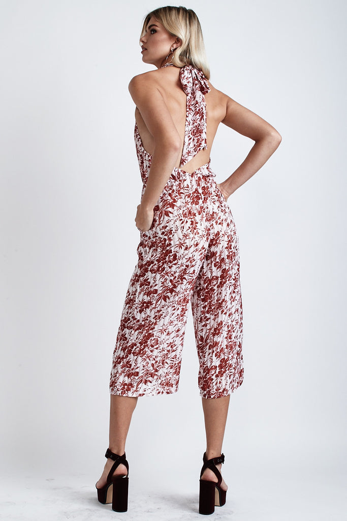 Burnt Summer Jumpsuit - Morrisday | The Label - 3