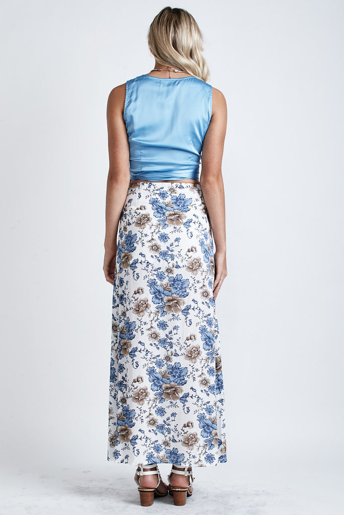 Wild Ocean Maxi Skirt - Morrisday | The Label - 7
