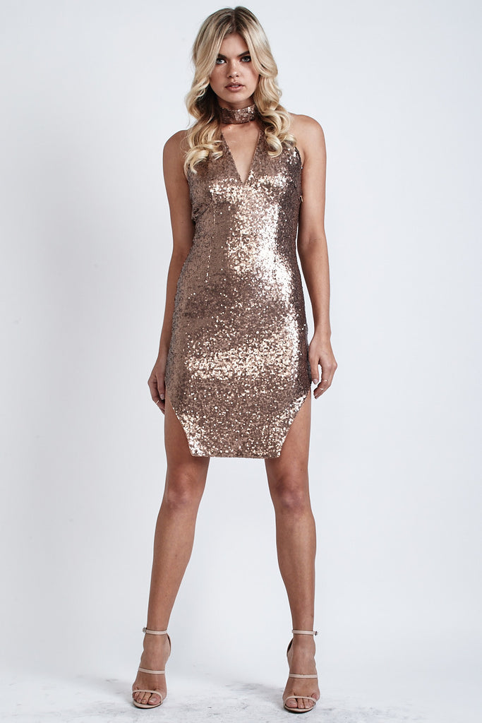 Temptation Sequin Dress - Morrisday | The Label - 4