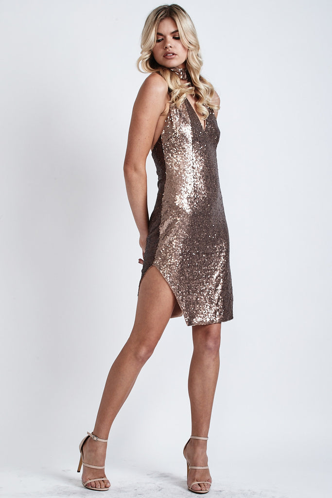 Temptation Sequin Dress - Morrisday | The Label - 5