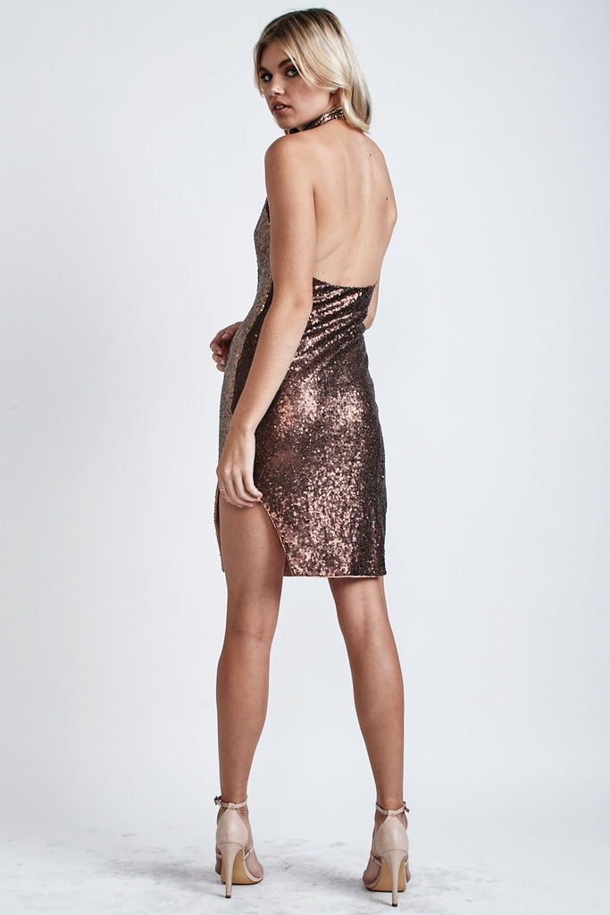 Temptation Sequin Dress - Morrisday | The Label - 3