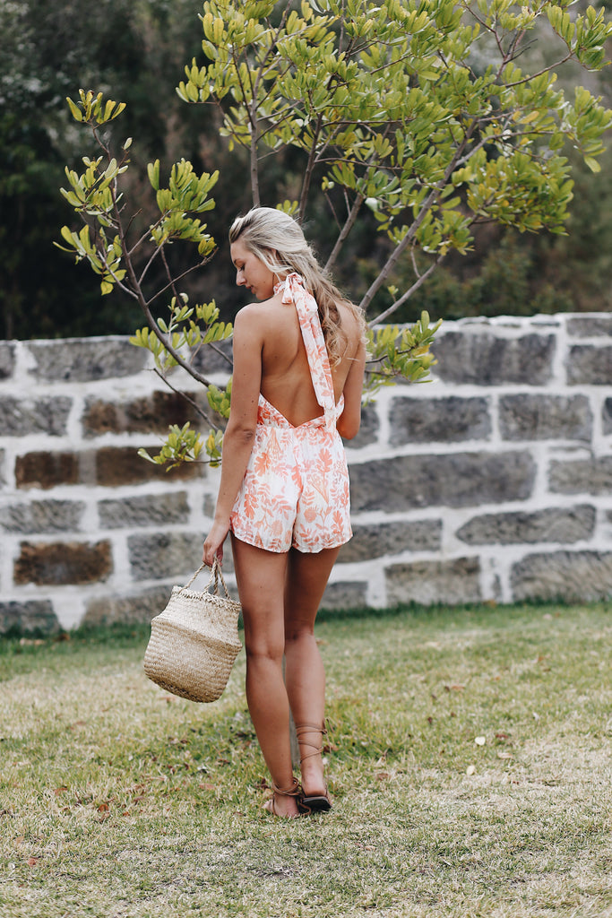 Tropical Heat Playsuit