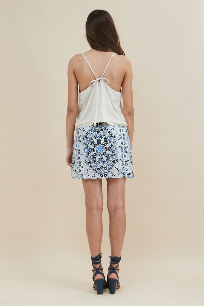 Sea Jewel Mini Skirt - Morrisday | The Label - 6