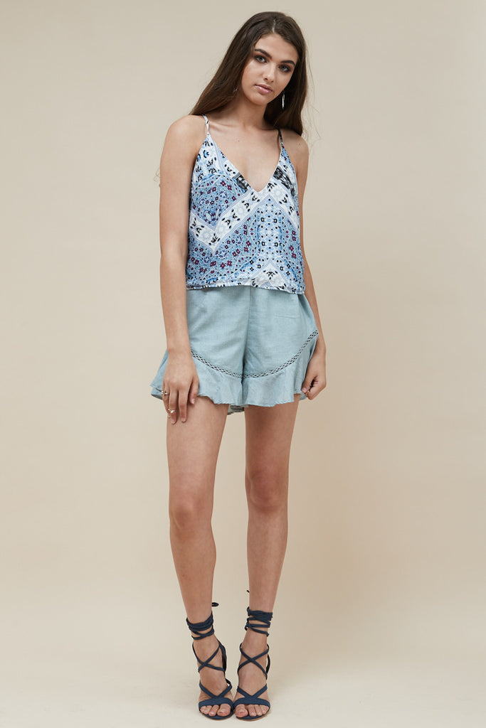 Chloe Shorts - Morrisday | The Label - 4