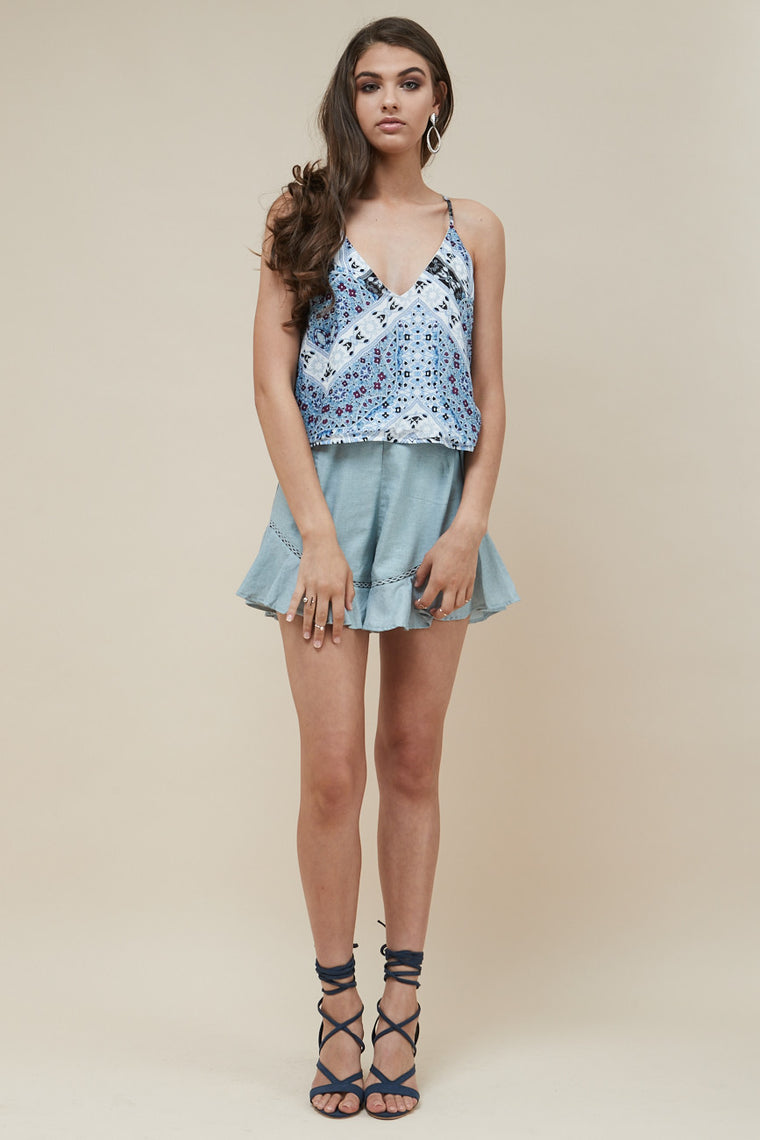 Chloe Shorts - Morrisday | The Label - 1
