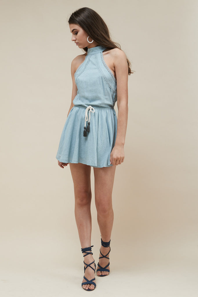 Chloe Playsuit - Morrisday | The Label - 4