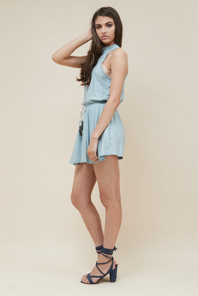 Chloe Playsuit - Morrisday | The Label - 8