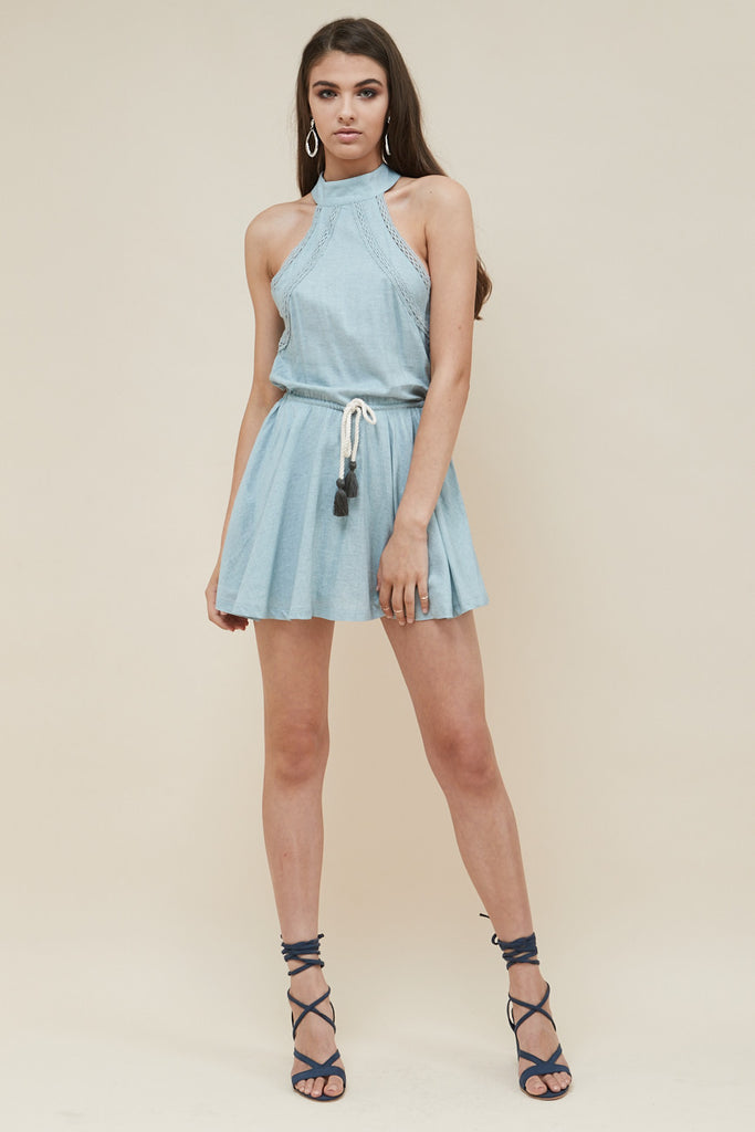 Chloe Playsuit - Morrisday | The Label - 2