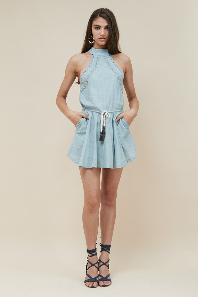 Chloe Playsuit - Morrisday | The Label - 3
