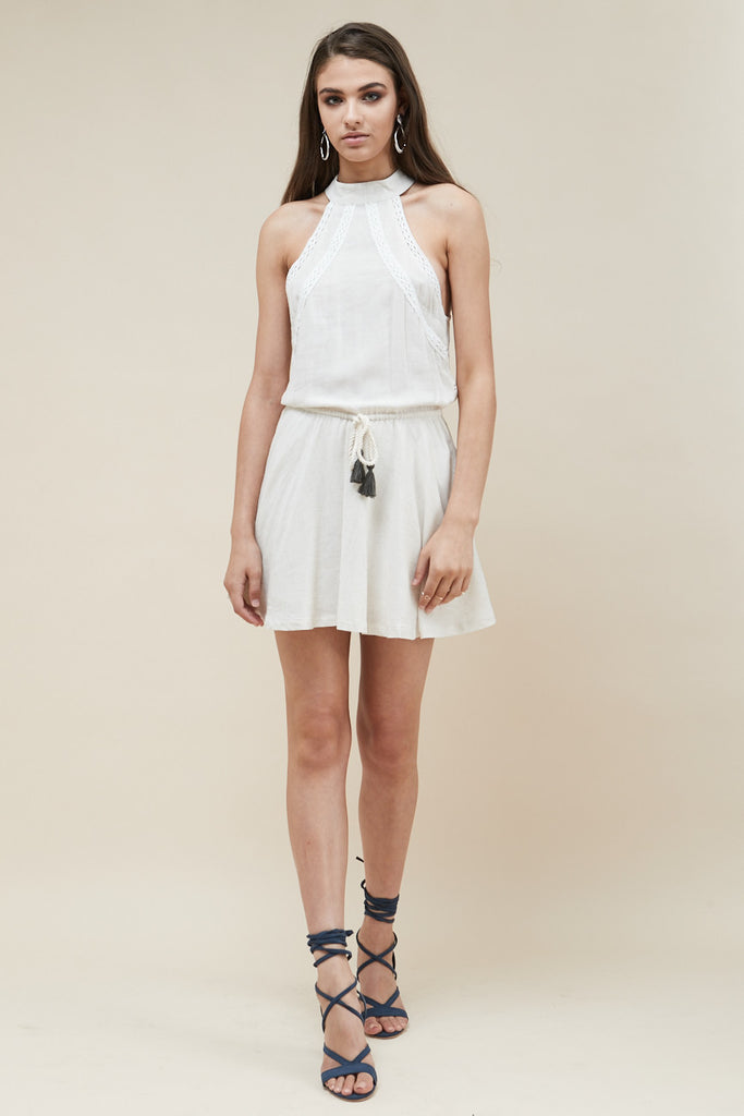 White Dunes Playsuit - Morrisday | The Label - 1