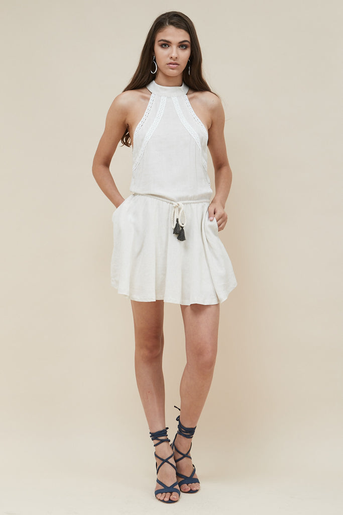 White Dunes Playsuit - Morrisday | The Label - 3