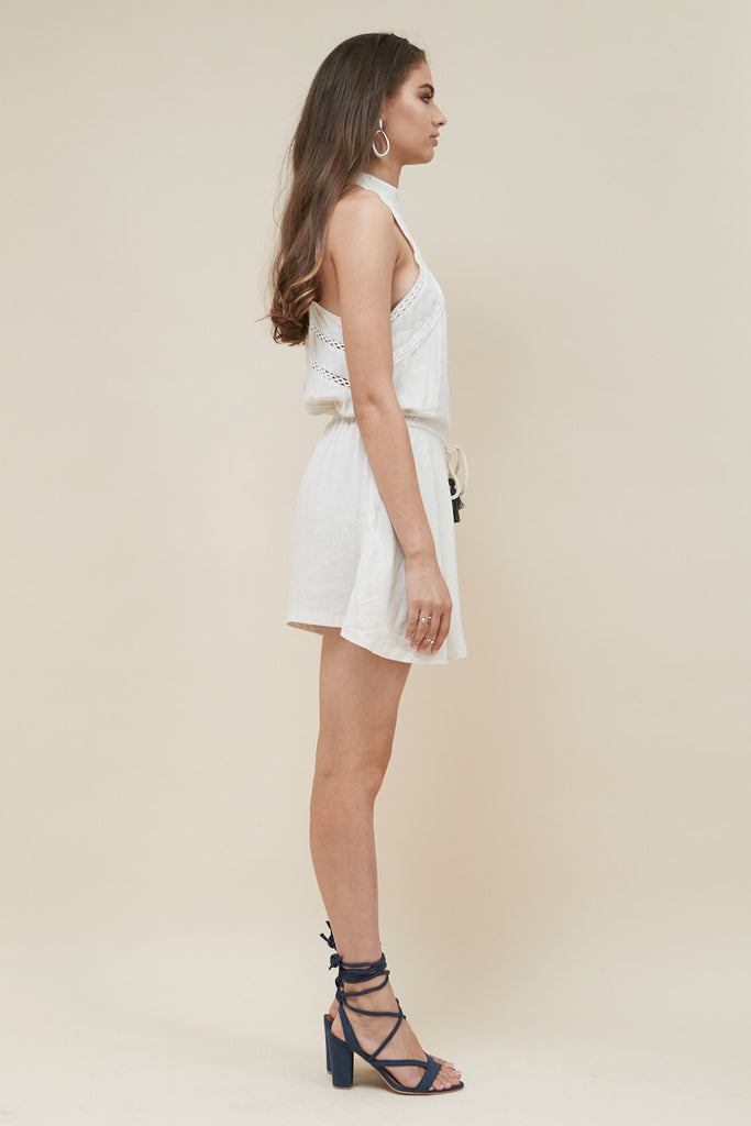 White Dunes Playsuit - Morrisday | The Label - 4