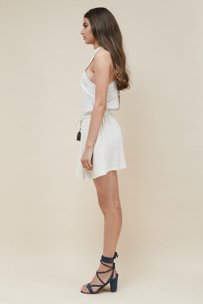 White Dunes Playsuit - Morrisday | The Label - 5