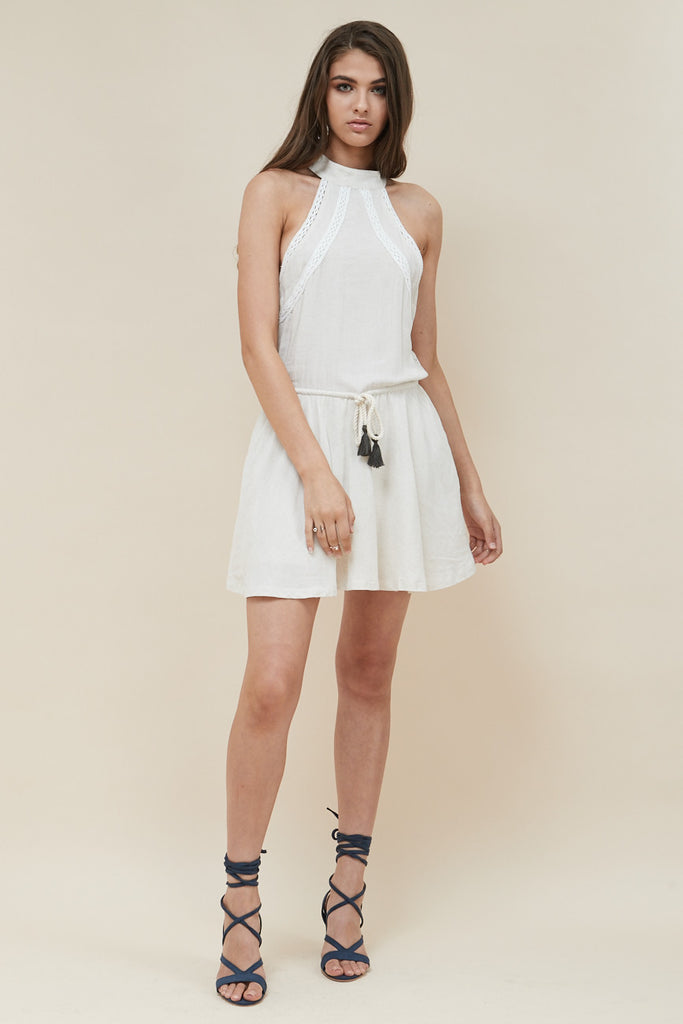 White Dunes Playsuit - Morrisday | The Label - 2