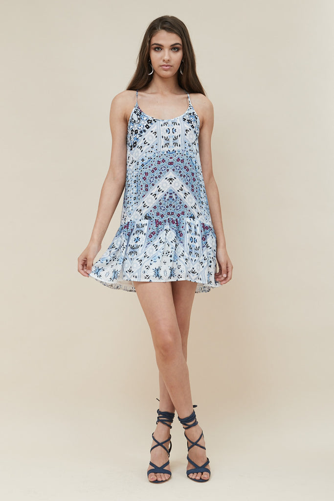 Sea Jewel Mini Dress - Morrisday | The Label - 5