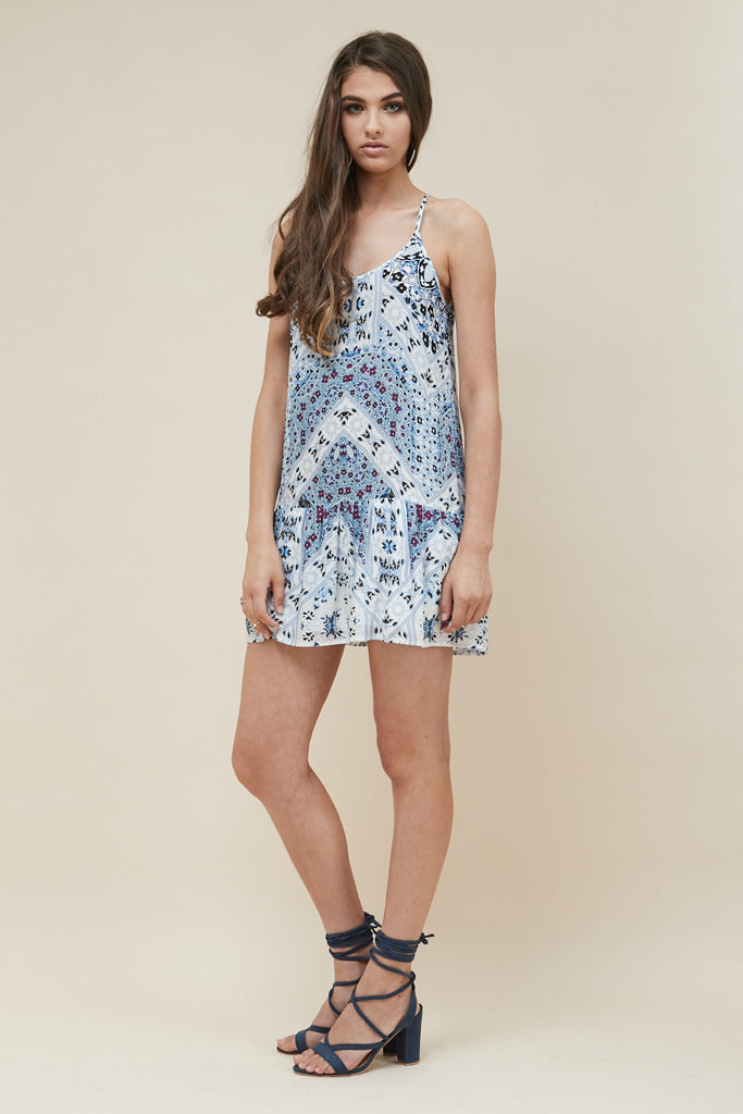 Sea Jewel Mini Dress - Morrisday | The Label - 4
