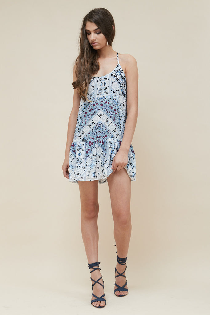Sea Jewel Mini Dress - Morrisday | The Label - 3