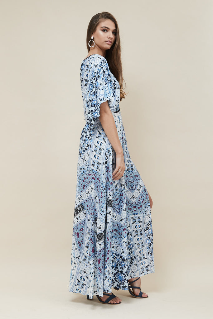 Sea Jewel Maxi Dress - Morrisday | The Label - 5