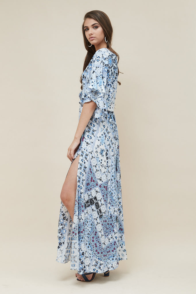 Sea Jewel Maxi Dress - Morrisday | The Label - 6